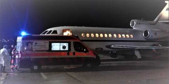Sanitelgest Group, Aeronautica Militare e Grande Ospedale Metropolitano